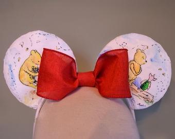 Handpainted/Custom Mouse Ears