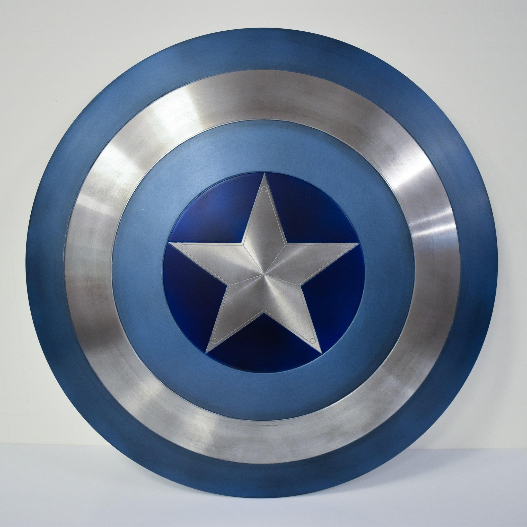 Captain America Shield   Tarnkappenschild Metall Replik   Der Wintersoldat