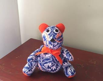 Ny mets mini bear