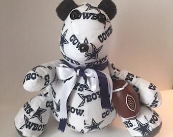 Dallas Cowboys bear