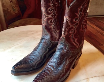 Lucchese Boots Etsy