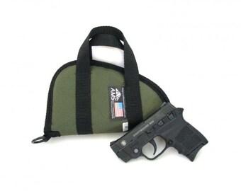 Pistol Carrying Case Haunted Mansion Handgun Case Disney Inspired Soft Pistol Case