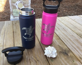 Reusable Drink Container 18oz.