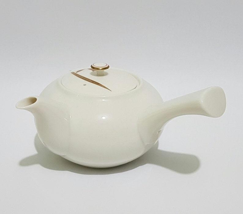 Koransha Porcelain Japanese Yokode Kyusu \u6025\u9808 Teapot CecysAsianShop