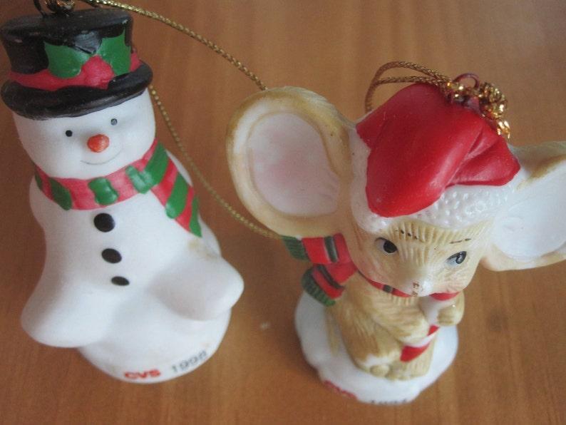 Christmas CVS Tree Ornaments Ceramic CVS Traditions ...