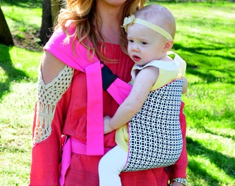 Custom Baby Carrier Etsy