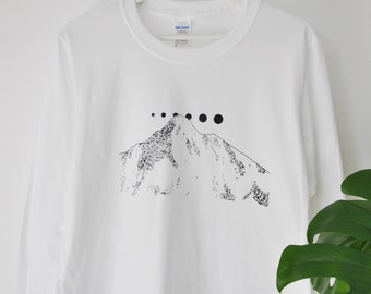 Mountain Longsleeve T-shirt