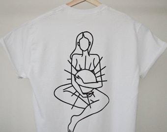 Sunshine Girl T-shirt (2 sides)