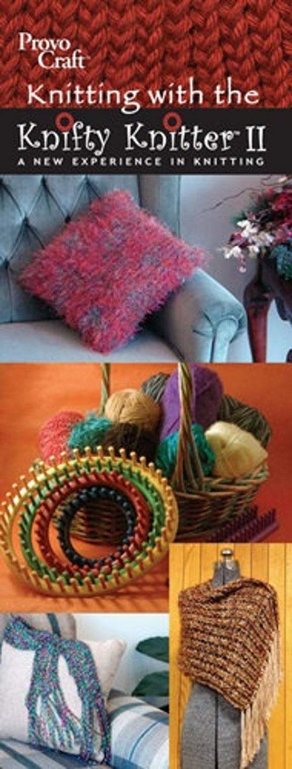 Knifty Knitter Patterns Magnificent Inspiration