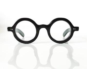475b78059fc4 Half Frame X Khunmuay Optical Eyeglasses Real Horn