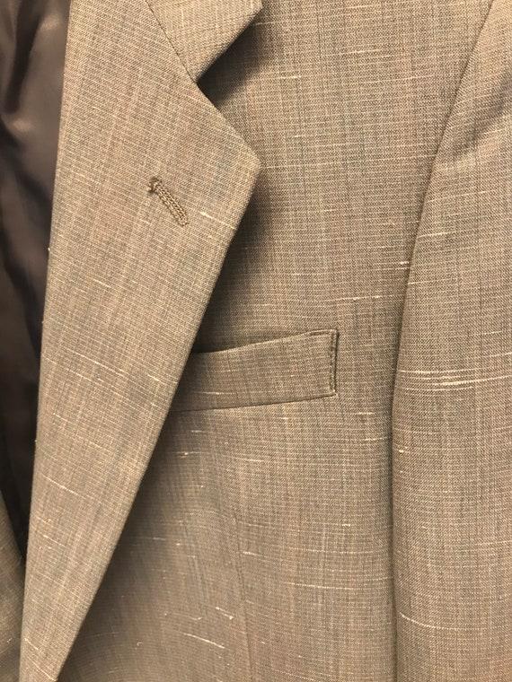 Vintage 1950/60 fleck suit