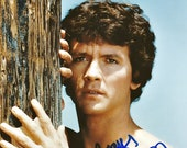 PATRICK DUFFY- A Pre-signed Photo-Print from The Man from Atlantis TV Show - Suitable for Album, Pin-Up, Gift, or Collection.