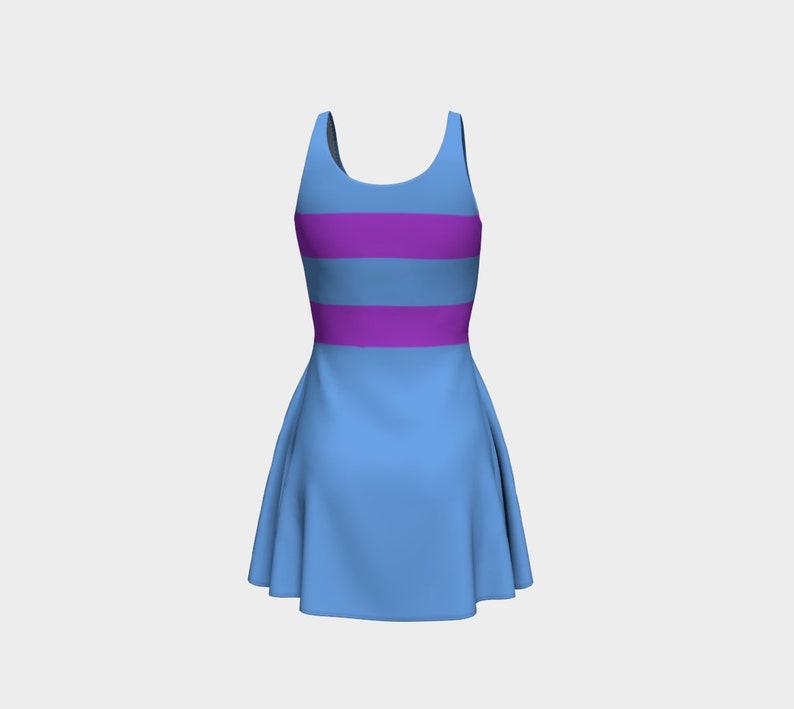 Human Flare Dress