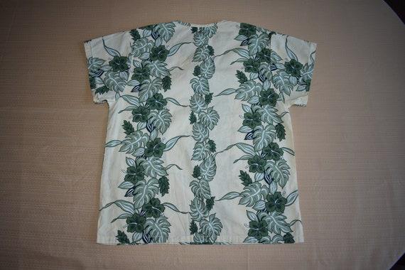 Womens XS Vintage Uniforms of Hawaii Lightweight … - image 6