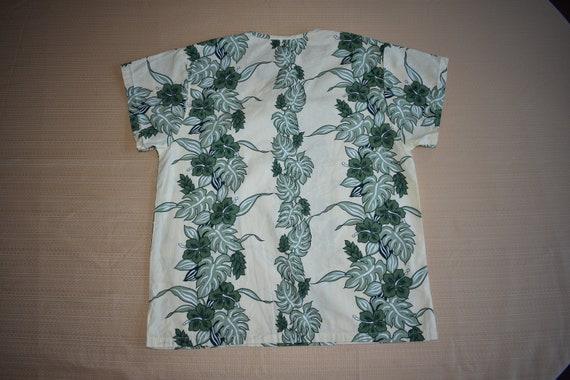 Womens XS Vintage Uniforms of Hawaii Lightweight … - image 5