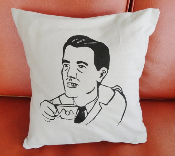 Agent Dale Cooper Pillow