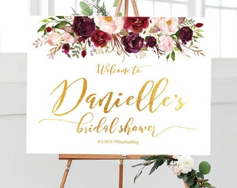 bridal shower sign shower sign bridal shower welcome sign bridal shower decor welcome sign bridal shower wedding welcome sign signs