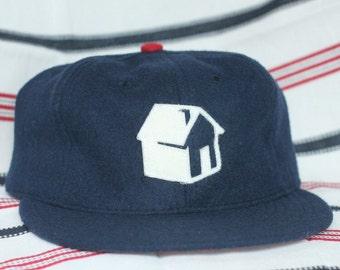e97865e0f33e7 Enfield Cottage X Ebbets Field Flannels House Logo Paisley Hat