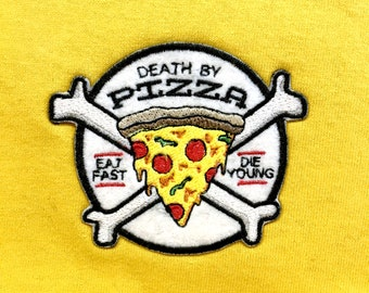 Death By Pizza Patch