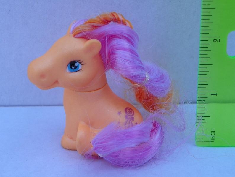 Vintage Fakie My Little Pony 1997 Lanard Baby Pony Etsy