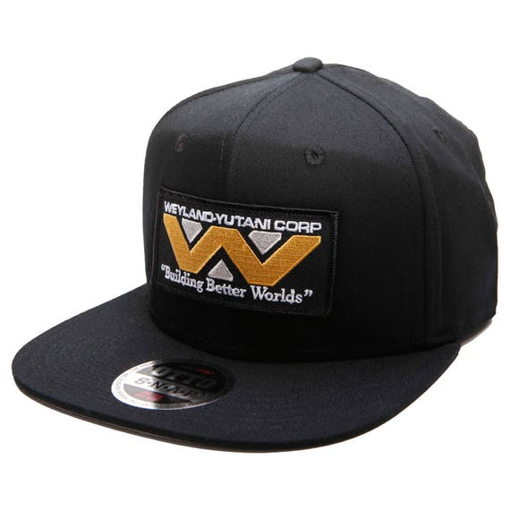 Weyland Yutani Corp Inspired by Alien Adjustable Snapback Cap Hat