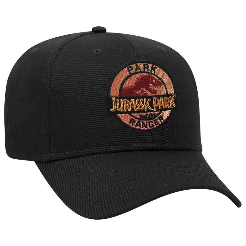 4ce8b2b2ce9 Jurassic Park Movie Logo Park Ranger Sci-Fi Iron on Patch