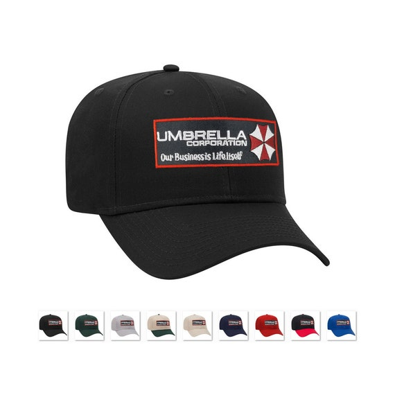 Umbrella Corporation Resident Evil Logo our business is life  99d306cb199e
