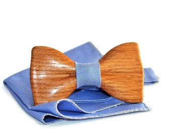 Groomsmen wooden bow tie. New wedding trend 2018. Wedding wood bow tie. Special price. Gift for wedding. Wood bow tie.