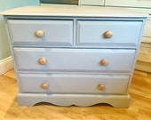 Upcycled Pine Chest of Drawers