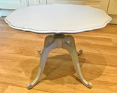 Upcycled Solid Wooden Table