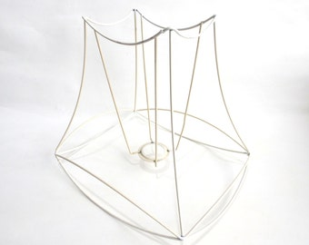 Set of 10 lampshade rings l nord lamp shade top and bottom ring set lampshade frame wire frame authentic vintage lampshade wire frame lampshade frame diy 642gafk19 greentooth Gallery