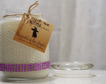 Lily of The Valley 23 Oz Glass Candle