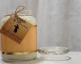 Pumpkin Spice 23 Oz Glass Candles