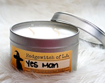 Yes!! Man Scented Candle