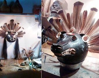 Ritual Mask (Florida Black Bear)