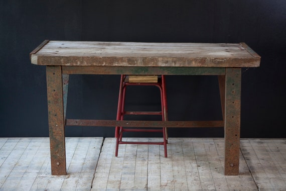 For customisation - industrial breakfast bar or work station - guide price only - 15% off at the check out