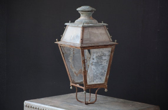 A french street lantern for customisation. Guide Price only