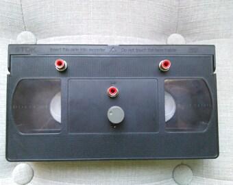 VHS Dirty Video Mixer - Glitch Tool