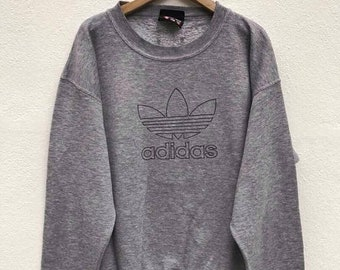 b7ea32a5f0c17 Vintage Puma Sweatshirt Sweater 90's Big Logo Hip Hop | Etsy
