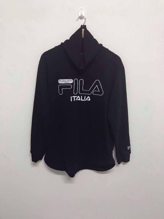 Fila Sweatshirt Vintage Fila Sweater Sweatshirt Sp