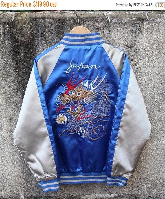 Sukajan jacket Vintage Dragon Yokosuka Sukajan Jac