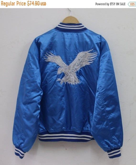 Sukajan Yakuza Japanese Vintage Japan Eagle Yokosu