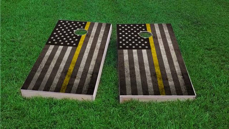 Sets of 8 Victory Tailgate State Pride Flag Corn-Filled Cornhole Bags