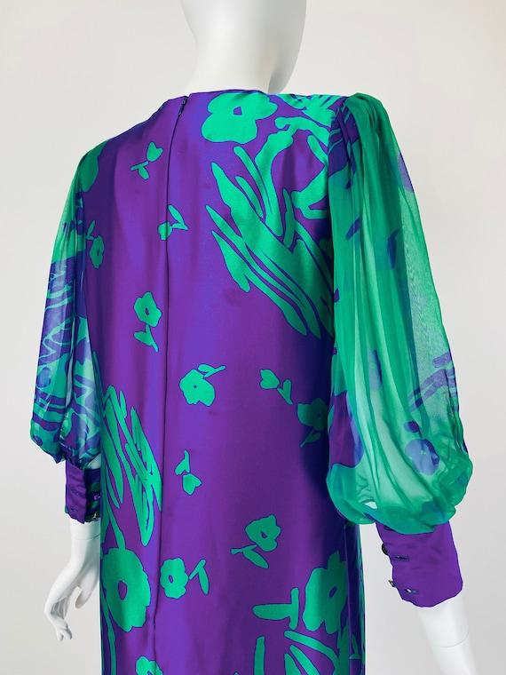 Pauline Trigere Dress, Designer Vintage Dresses, … - image 7