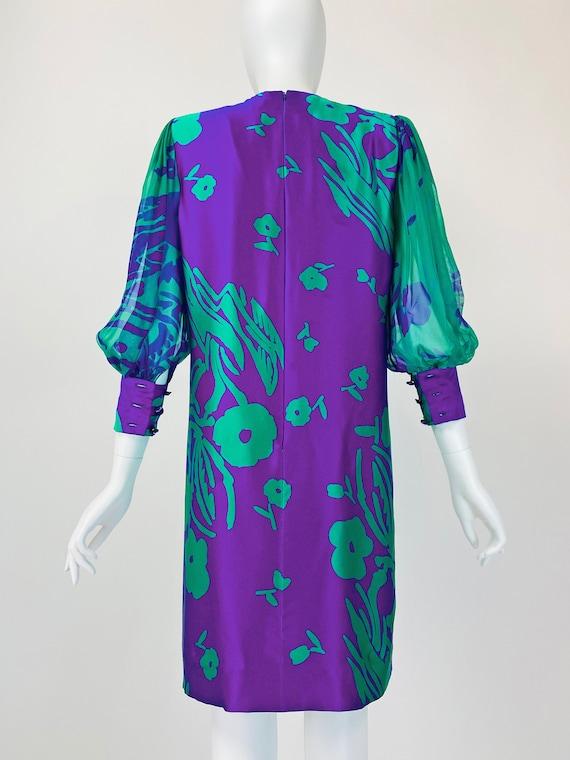 Pauline Trigere Dress, Designer Vintage Dresses, … - image 6