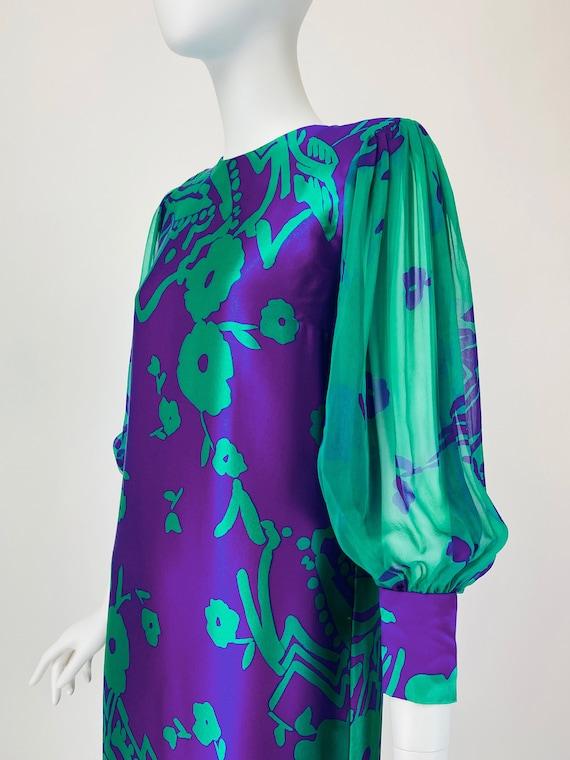 Pauline Trigere Dress, Designer Vintage Dresses, … - image 4