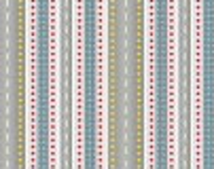 """Ready for Takeoff Stripe  by Wilmington Prints   65190-994   44"""" wide 100% Cotton Fabric"""