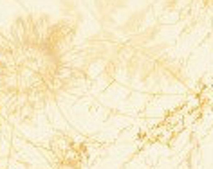 """Sunflower Toile  by Wilmington Prints 86432-115  44"""" wide 100% Cotton Fabric"""
