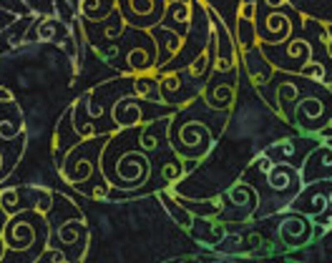 """Paisley by Jacqueline de Jonge  for  Anthology Batiks  16242  100% Cotton 44/45"""" Wide Fabrics"""