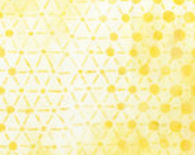 "Pop Dot Banana  by  Anthology Batiks  816Q-3  100% Cotton 44/45"" Wide Fabrics"
